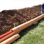 Утепление водопроводных и канализационных труб