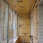 Цена утепления типового балкона