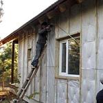 Чем утеплить стены с наружной стороны дома