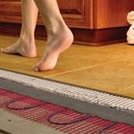 Водяной пол с подогревом под плитку