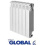 Итальянские батареи из алюминия Глобал