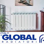 Обзор биметаллических батарей отопления Global