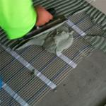 Плиточный клей для укладки теплого пола