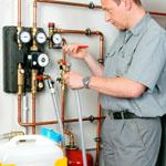 Промывка труб отопления гидропневматическим методом