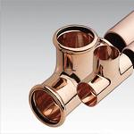 Трубопроводы из меди для систем отопления