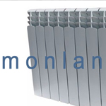 Биметаллический отопительный радиатор фирмы Монлан