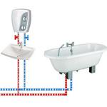 Инструкция по установке и подключению проточного водонагревателя