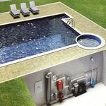 Как выбрать систему обогрева для бассейна