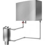 Применение теплобменников для печей в бане
