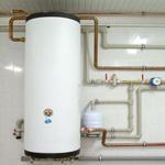 Схема подсоединения водонагревателя косвенного нагрева