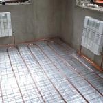 Инструкция по установке и подключению водяного теплого пола