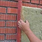 Утепление современными материалами кирпичного дома