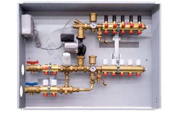 Обзор коллекторов для водоснабжения и отопления