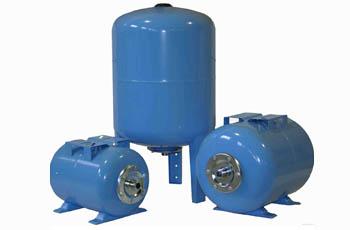 Как выбрать расширительный бак для систем водоснабжения