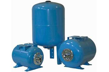 Обзор накопительных резервуаров для воды