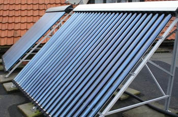 Обзор солнечных коллекторов вакуумного типа