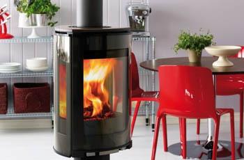 Отопительные дровяные печи длительного горения для дома и дачи