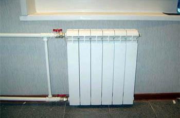 Самостоятельная установка радиаторов в квартире или частном доме