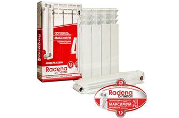 Итальянские радиаторы марки Radena - отзывы покупателей
